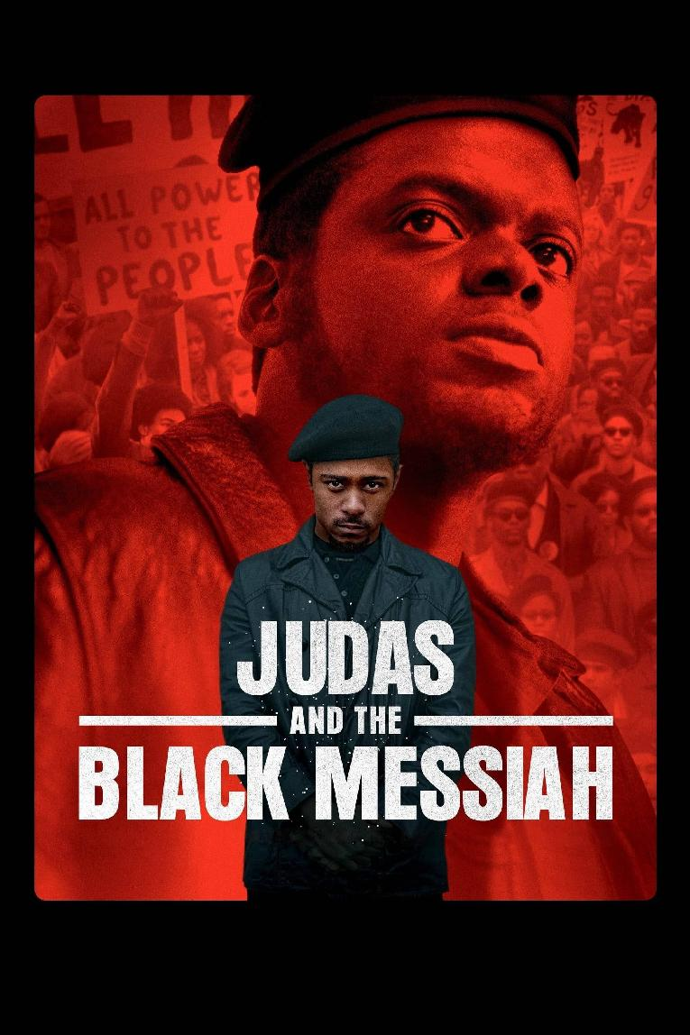 Judas and the Black Messiah - poster