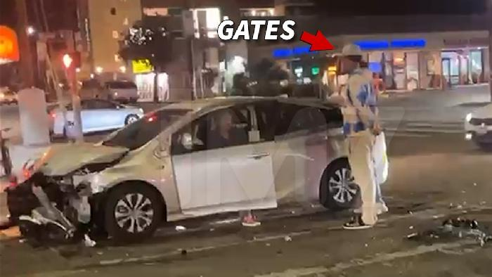 Kevin Gates accident