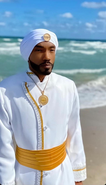 King YAHWEH (beach)