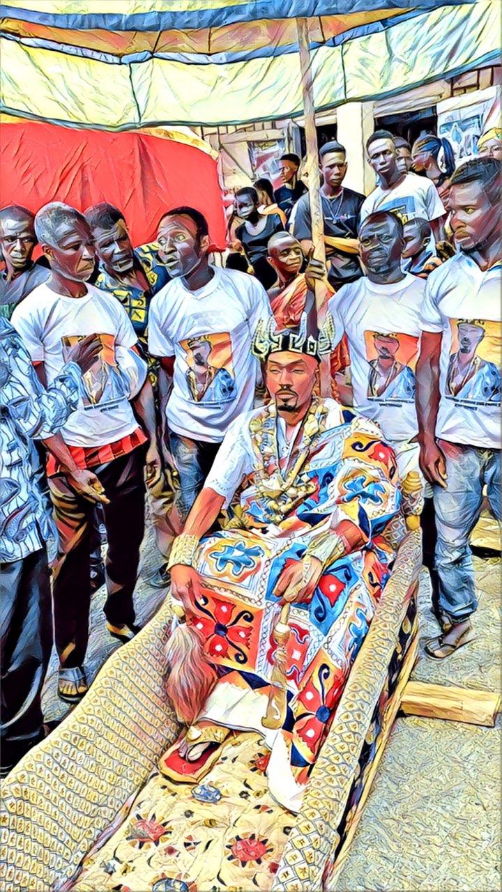 King YAHWEH in Ghana 2