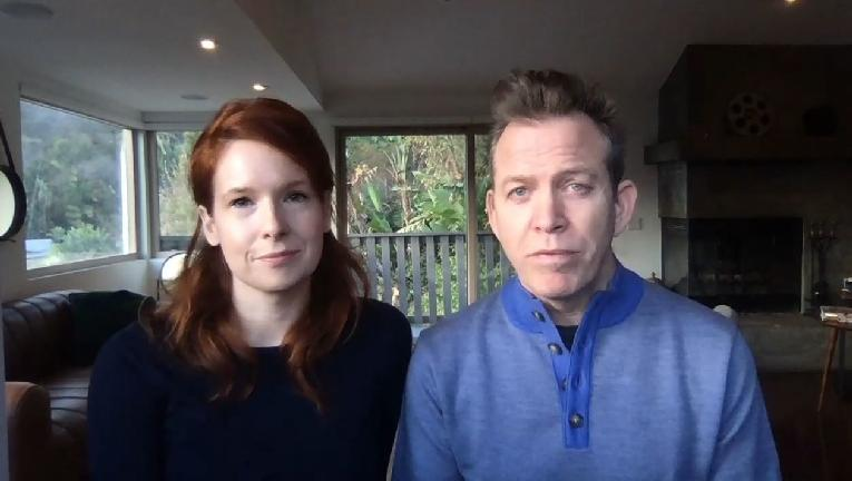 Lauren and Neil Mandt (screenshot)