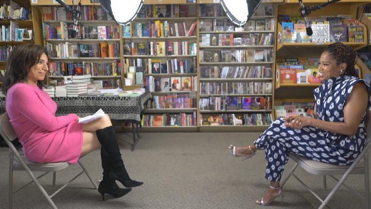 Michelle Mller & Regina King