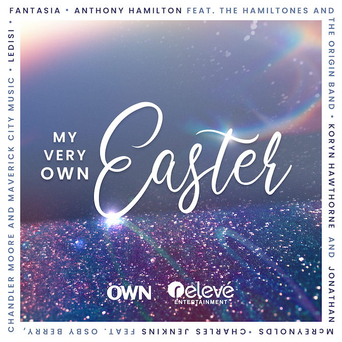My Very OWN Easter_cover art