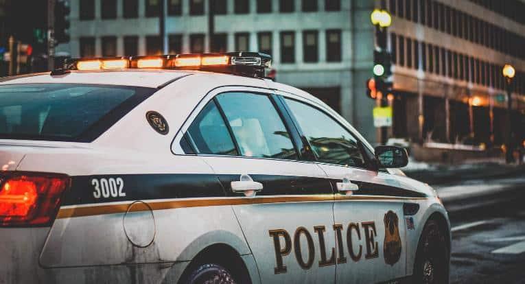 Police car - crime / Unsplash