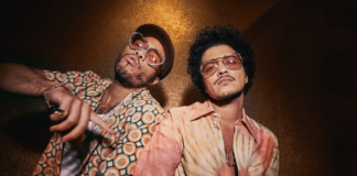 Bruno Mars (R) And Anderson .Paak
