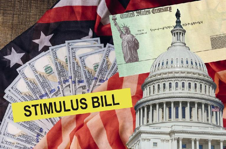 US Senate - Stimulus (Getty)