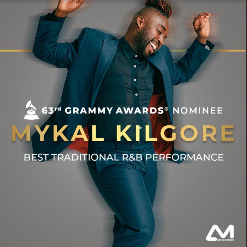Grammy Nominee Mykal Kilgore