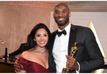 vanessa and kobe golden globes - getty