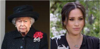 Queen Elizabeth - Meghan Markle / Getty