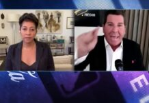 Aisha Moodie-Mills, Eric Bolling on BBC program