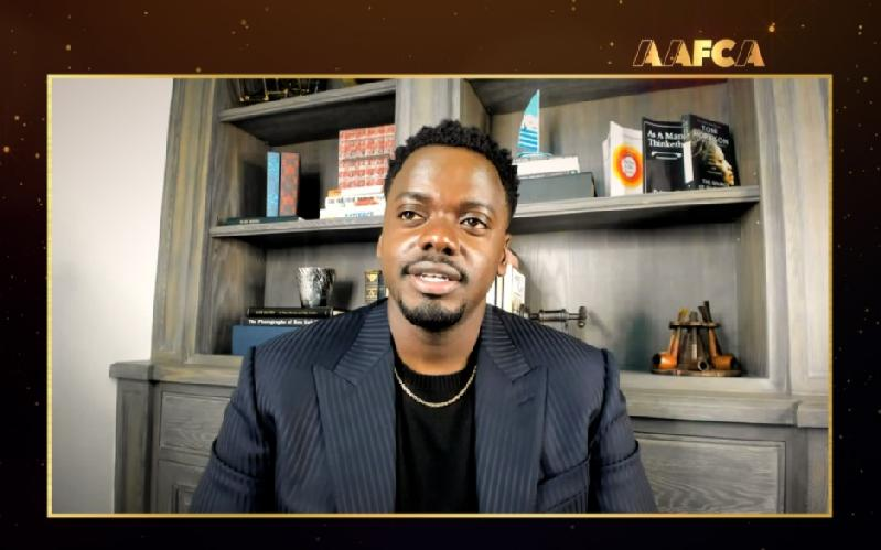 AAFCA Awards - Daniel Kaluuya