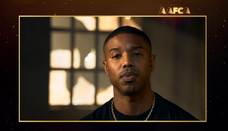 AAFCA Awards - Michael B Jordan