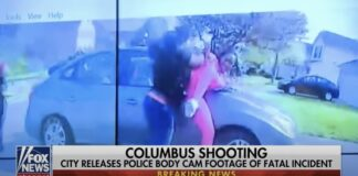 Bodycam footage released in fatal police shooting of 15-year-old Ohio girl