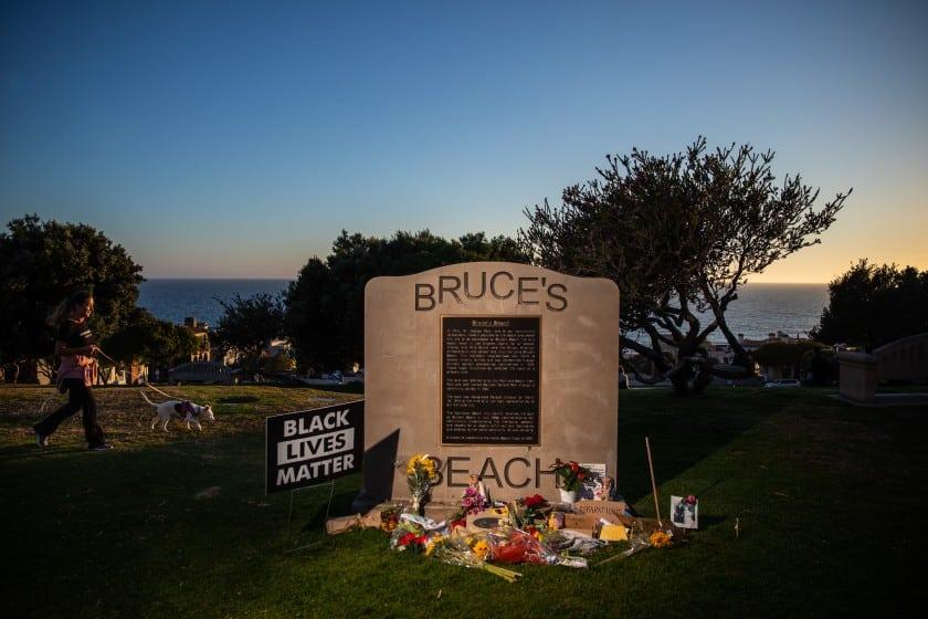 Bruces Beach - BLM (LA Times)
