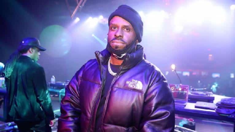 DJ Funkmaster Flex / Getty
