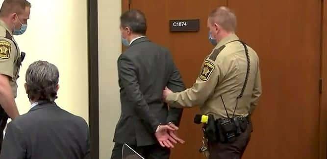 Derek Chauvin - hauvin-hand-cuffs-NBC News1