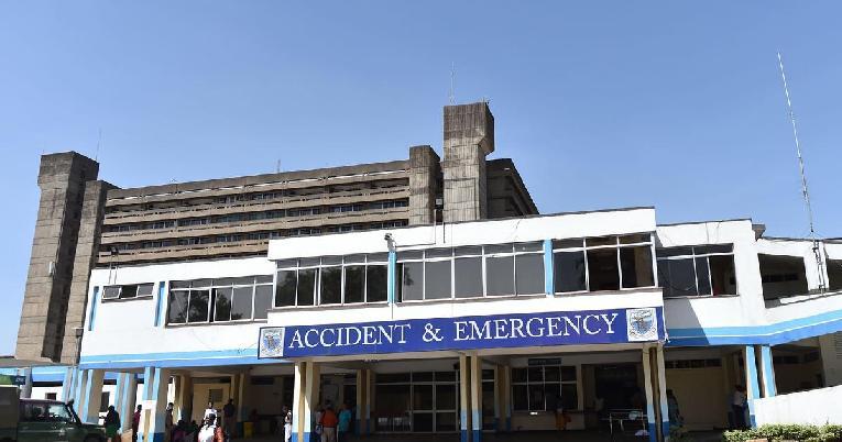 Kenyatta National Hospital - Getty