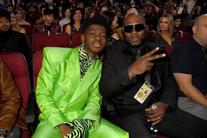Lil Nas X's Father