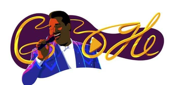 Luther Vandross google doodle