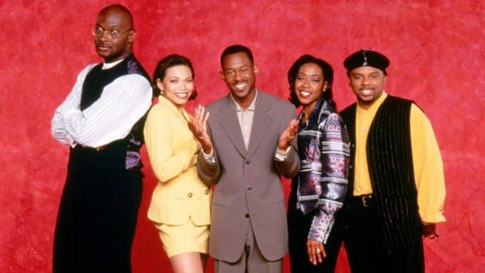 Martin series cast