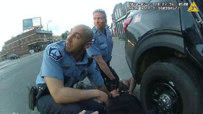 Minneapolis Police Dept officers (bodycam)