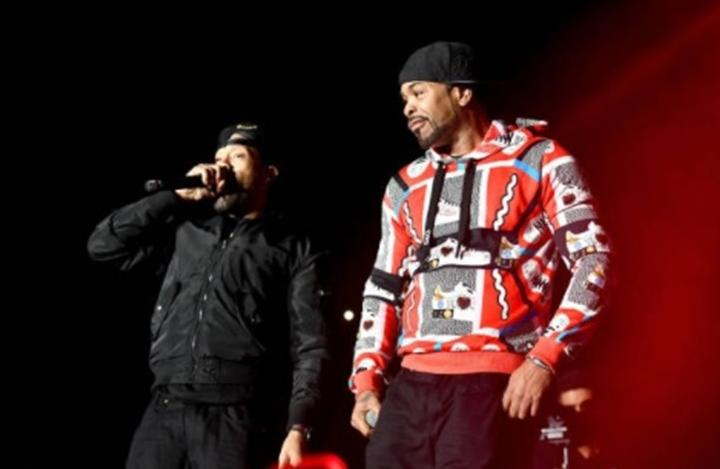 Redman & Method Man (Getty)