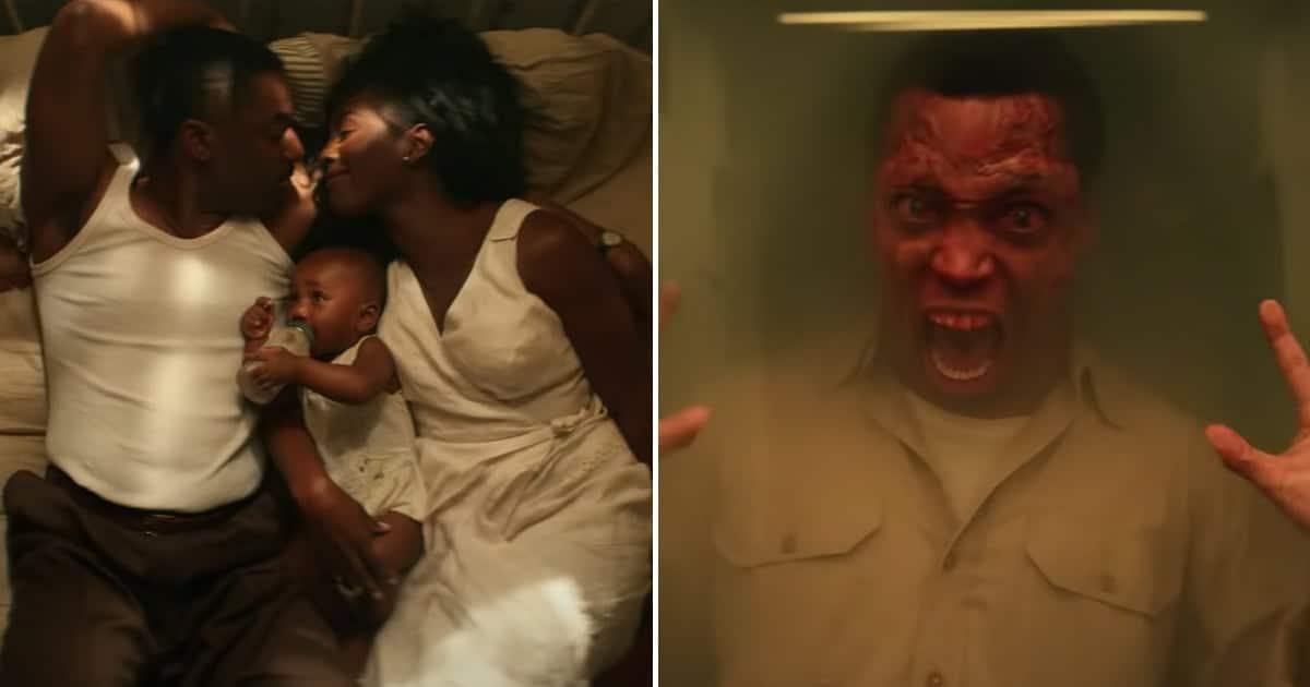 Them - daddy child mommy - man in terror
