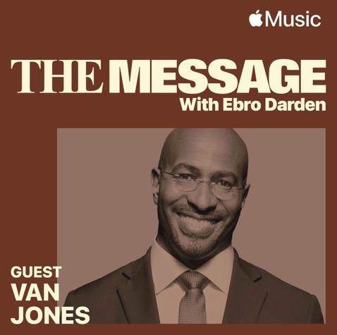 Van Jones - The Message