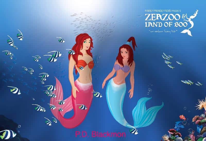 ZeaZoo & Land of Boo - ebook cover