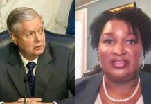lindsey graham and stacey abrams