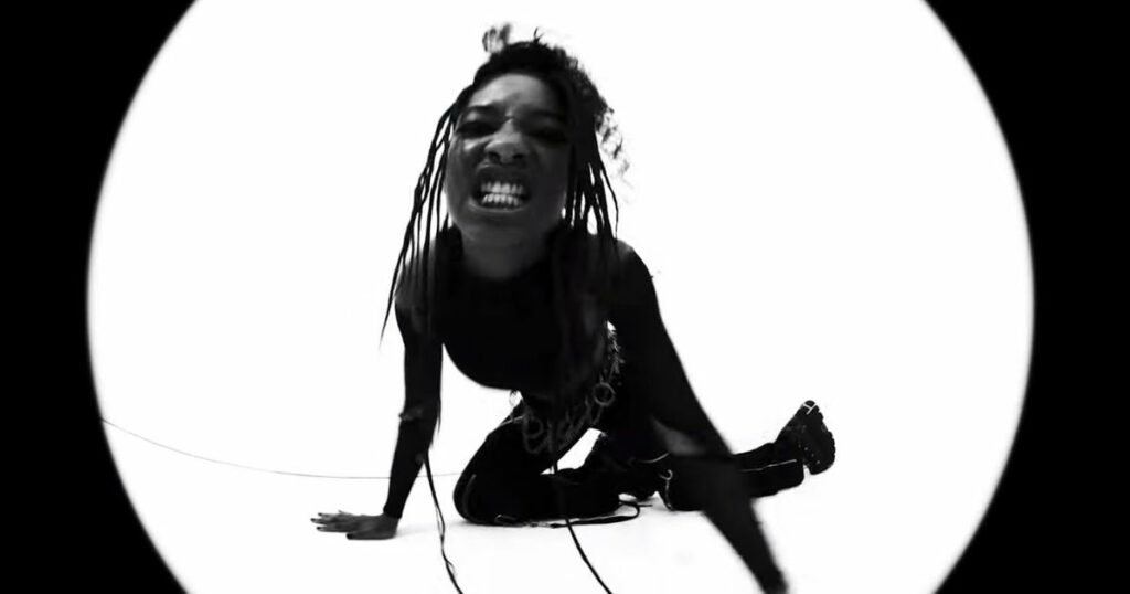 willow smith transparent soul video