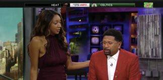 Jalen Rose pays a tearful tribute to his late mother, Jeanne, on Mother's Day.