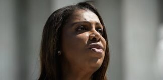 New York Attorney General Letitia James' investigation into the Trump Organization has expanded into a criminal probe, her office confirmed. Mandel Ngan/AFP via Getty Images