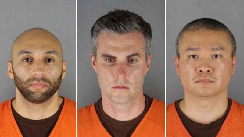 3 Other Cops in George Floyd Case - jalexanderkueng-thomaskeirnanlane-touthao