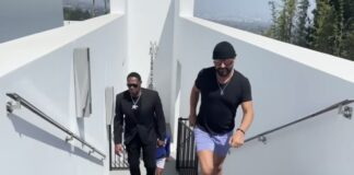 Master P tours the most expensive mansion in the world