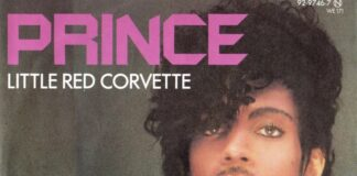 Prince - Little Red Corvette