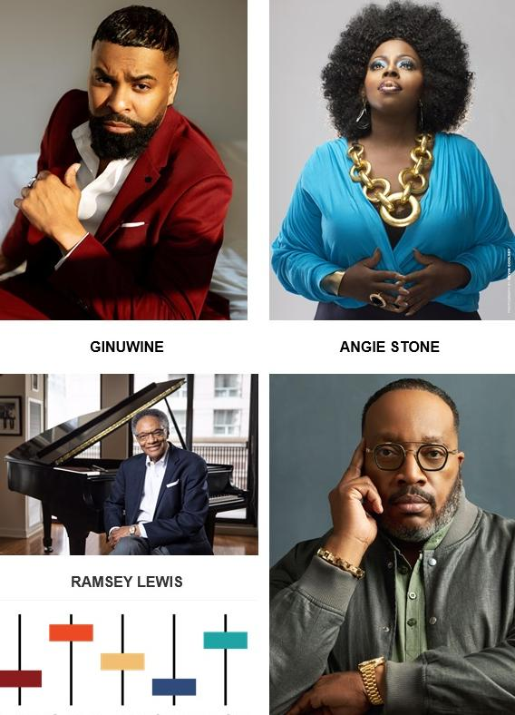 Black Music Honors 2021 Honorees