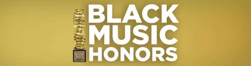 Black Music Honors 2021 - logo - banner