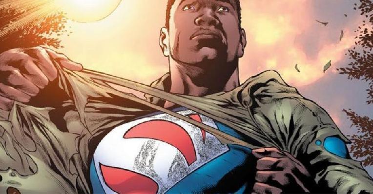 Black Superman - Image-Screenrant
