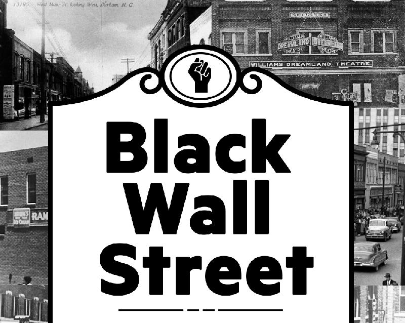 BlackWallStreetsPlaque