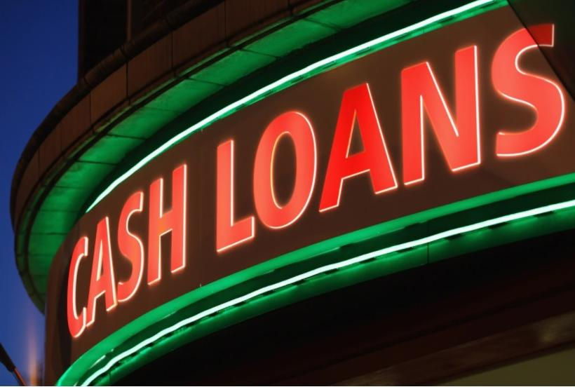 Cash Loans - Predatory Lending - Getty