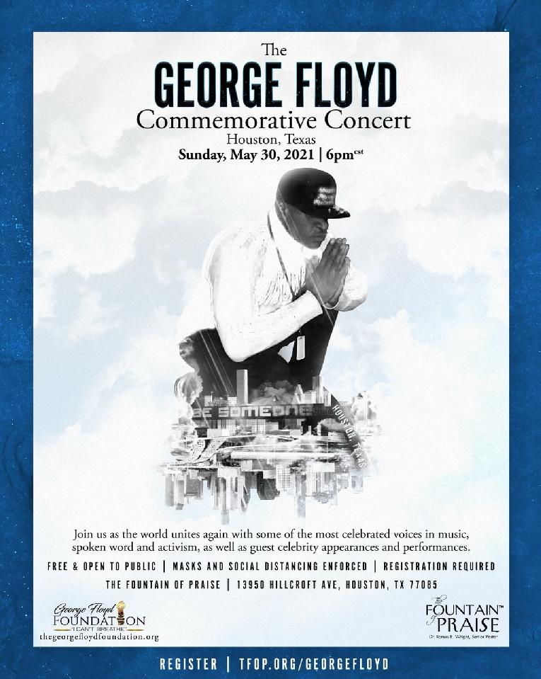 George Floyd Commemorative Concert