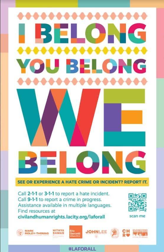 I You We Belong