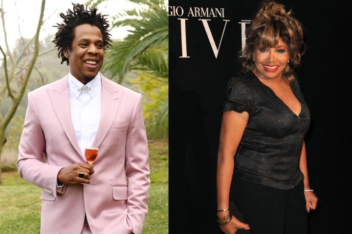 Jay Z - Tina Turner (Getty)