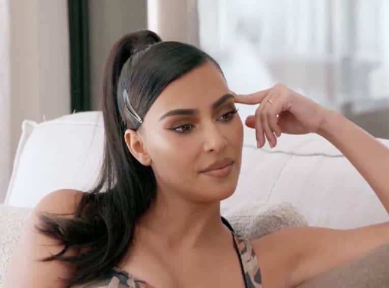 Kim Kardashian (screenshot)