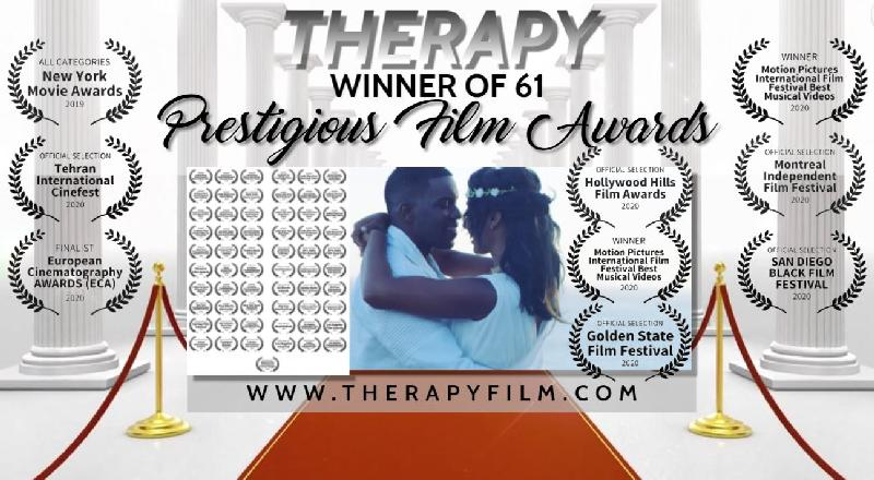Lindsay Guion - 3-17-21 Therapy 61 Prestigious Awards One Sheet