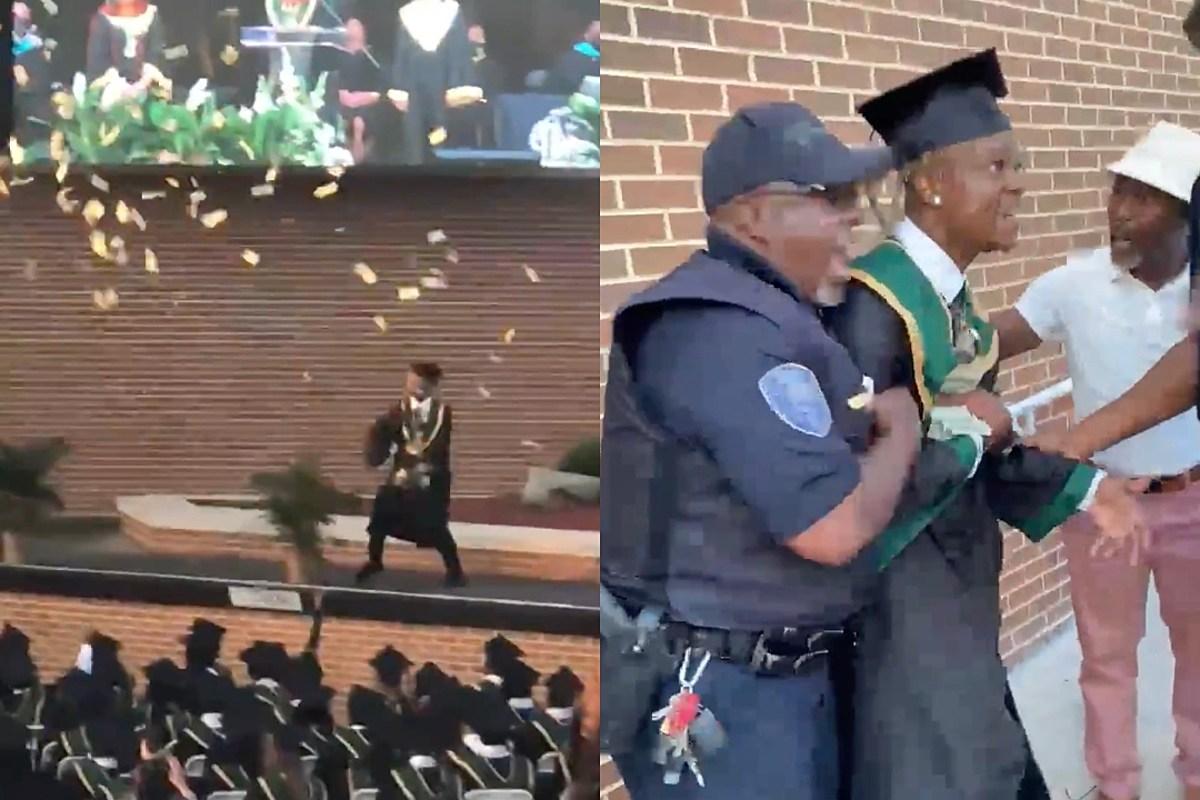 Metro-Marrs-graduation-money-arrest-video
