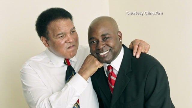Muhammad Ali & Chris Aire