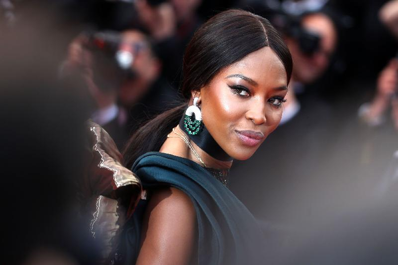 Naomi Campbell (glamorous) - Getty