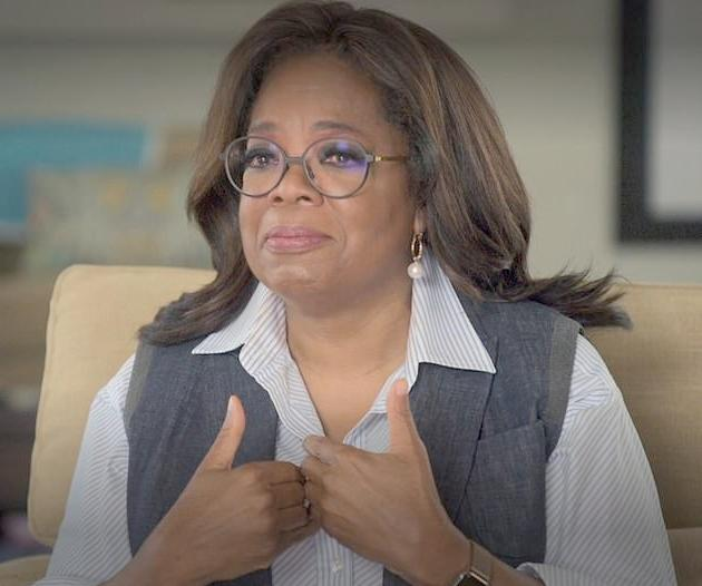 Oprah discusses rape at 9